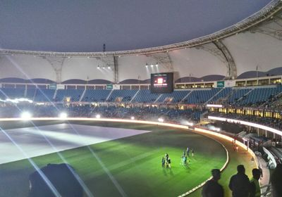Experience from Dubai Stadium