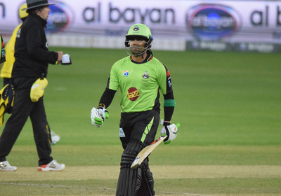 Umer Akmal agonized after his shot selection - PSL Qalandars