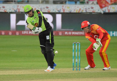 Jason Roy steering Qalandar's to maiden win in PSL Season 2 - PSL Lahore Qalandars