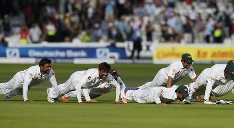Pakistan Becomes No 1 Test Team