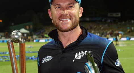 Brendon McCullum Joins Lahore Qalandars as Captain and Mentor