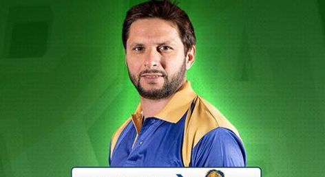 Afridi Joins Karachi Kings