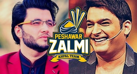 Zalmi night with Kapil Sharma