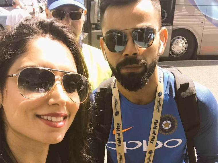 Thumb zainab selfie with kohli